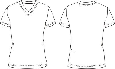 V Neck T Shirt Drawing Images - Reverse Search